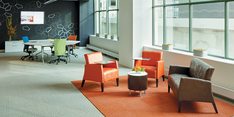 Single-space furniture sourcing or full-service workplace solutions