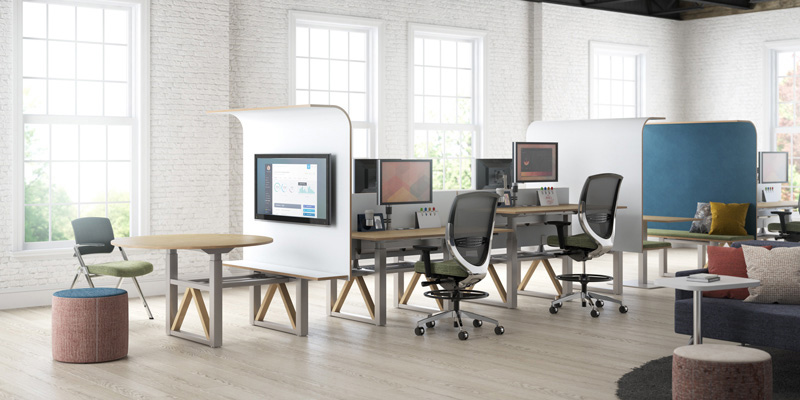 Office Furniture and Office Space Planning Expertise from Start to Installation