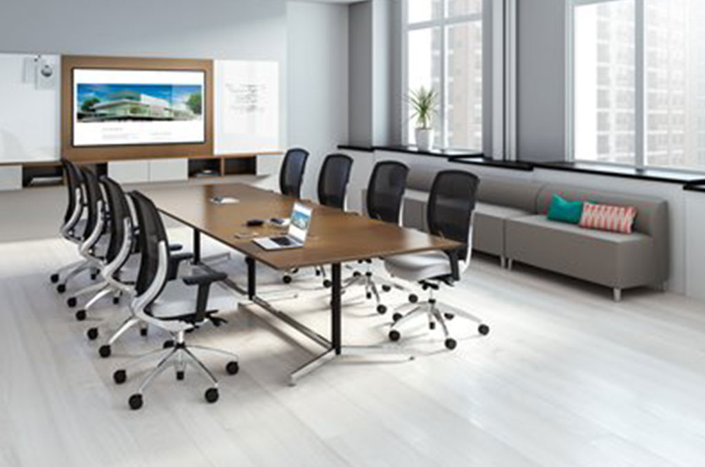 Collaboration Furniture for conference rooms and meeting spaces