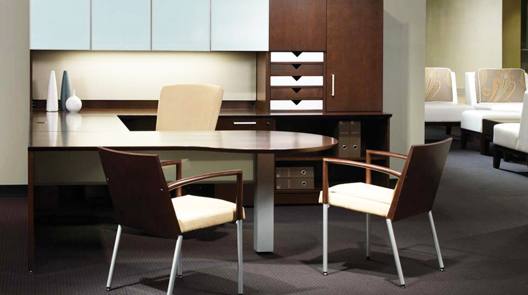 Office furniture and workplace consultation provided