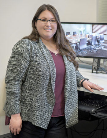 Commercial Environments Account Executive, Elizabeth Gilliam