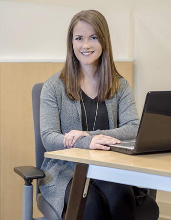 Commercial Environments Account Executive, Nicole Oran