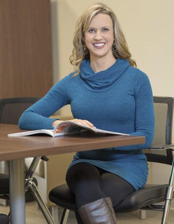 Commercial Environments Account Executive, Shanna Ricker