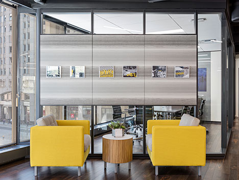 Color's Impact in an Office Environment